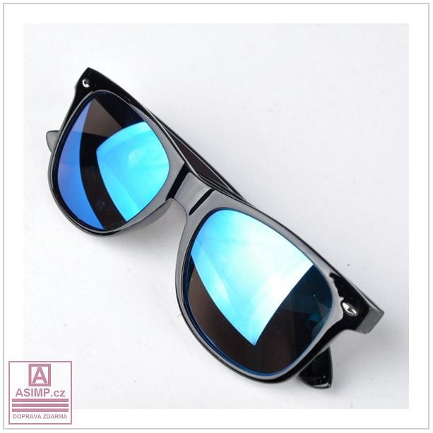 Pánské sluneční brýle - Ice Blue / tnk-13-00658