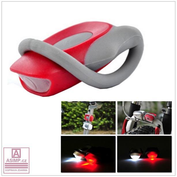 LED osvětlení na kolo (2 ks) / tnk-13-00515