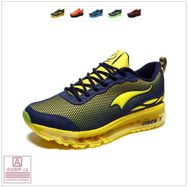 Pánská sportovní obuv / 1-00001a