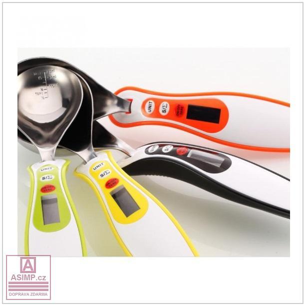 Kuchyňská digitální váha / tnk-13-01788a