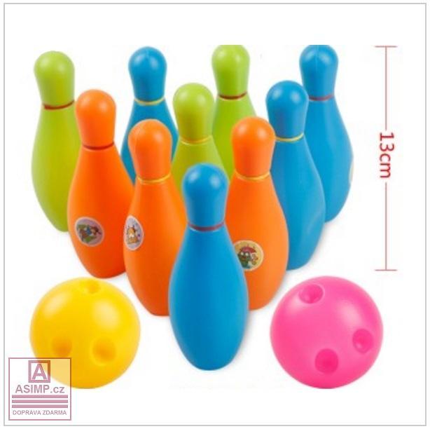 Dětská bowlingová sada / tnk-13-00080