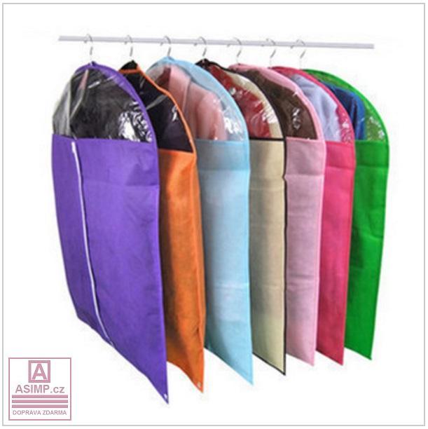 Ochranný obal na šaty (M) / tnk-13-01937b