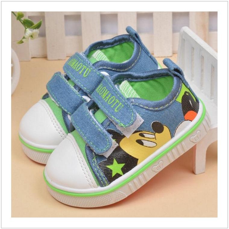 Dětská obuv - Mickey / tnk-13-02312a