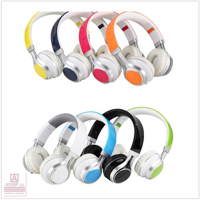 Skládací sluchátka / tnk-13-02440