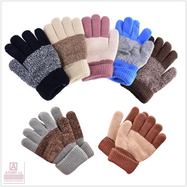 Dětské rukavice / dnk-13-01374