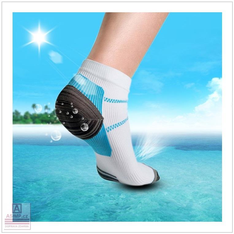 Kompresní ponožky / tnk-13-02541