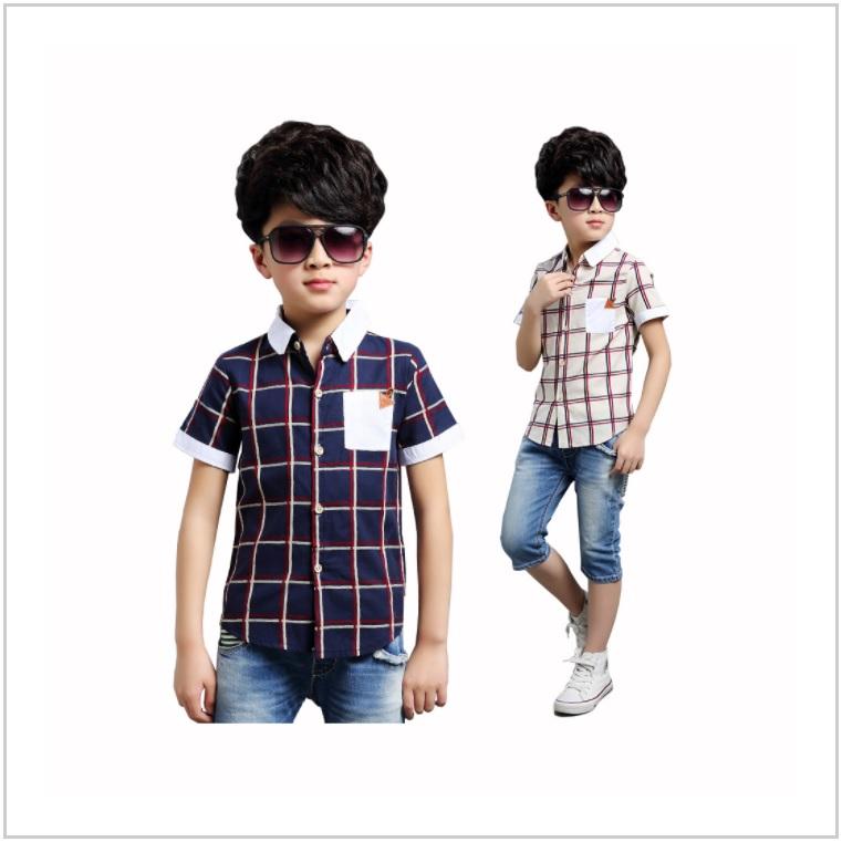 Dětská košile / AD-00326