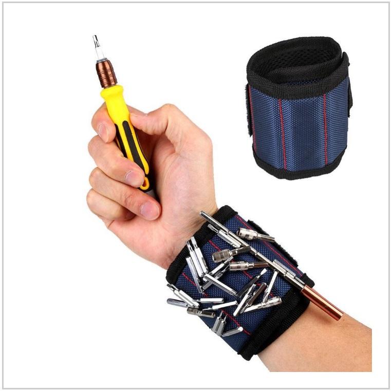 Magnetický náramek na nářadí / AT-00492