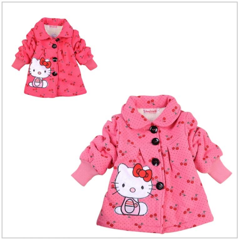 Dětský kabátek - Hello Kitty / AD-00340