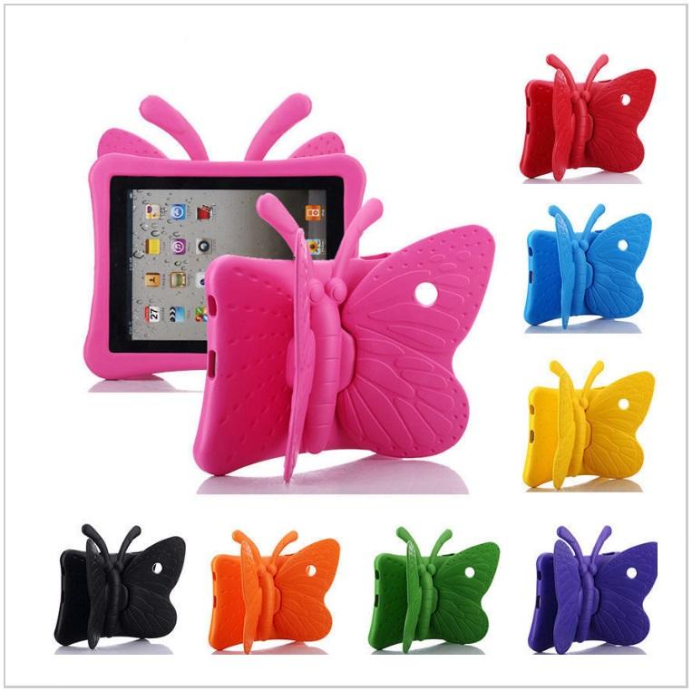 Dětské pouzdro na tablet - motýlek / AT-00527