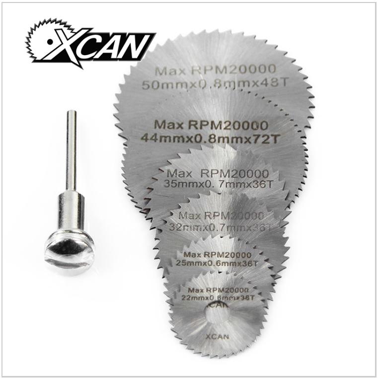 Sada řezných kotoučů (6 ks) / AT-00544