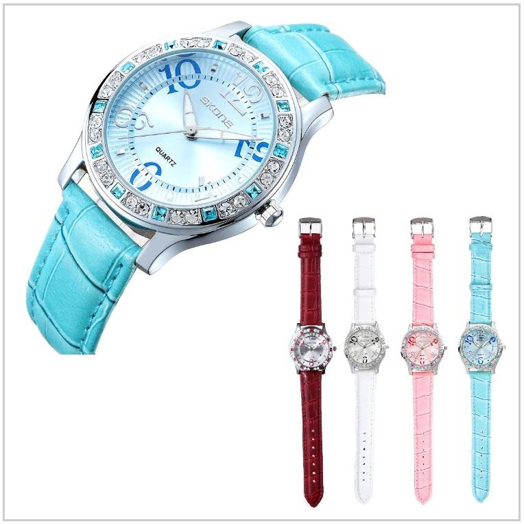 Dámské módní hodinky / AT-00633
