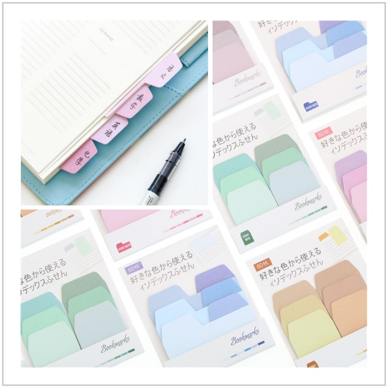 Samolepicí štítky - záložky / AT-00656
