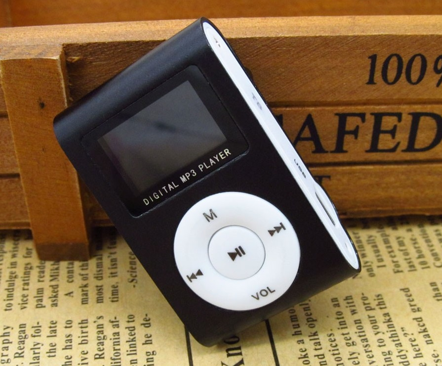 MP3 přehrávač