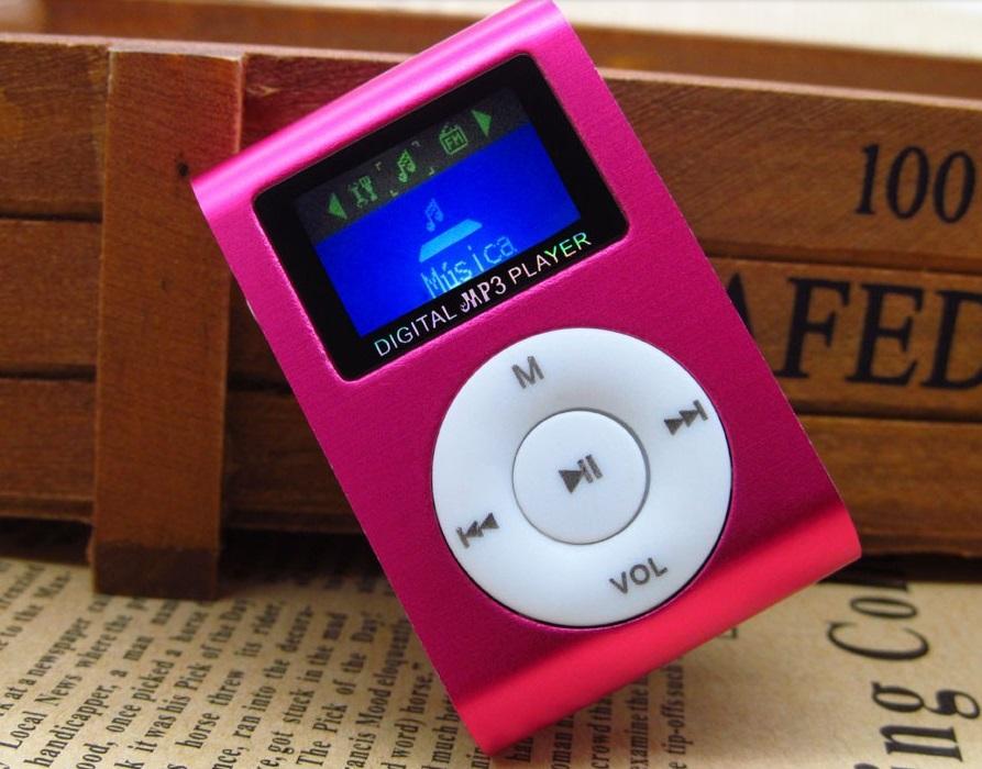 MP3 přehrávač / 4-00002b