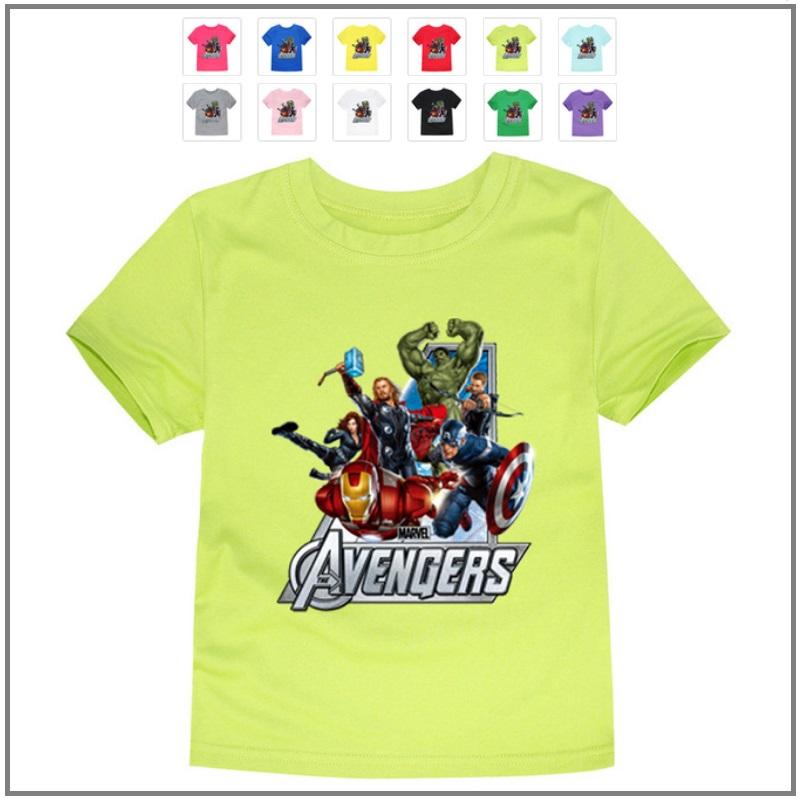 Dětské tričko - Avengers / AT-00694