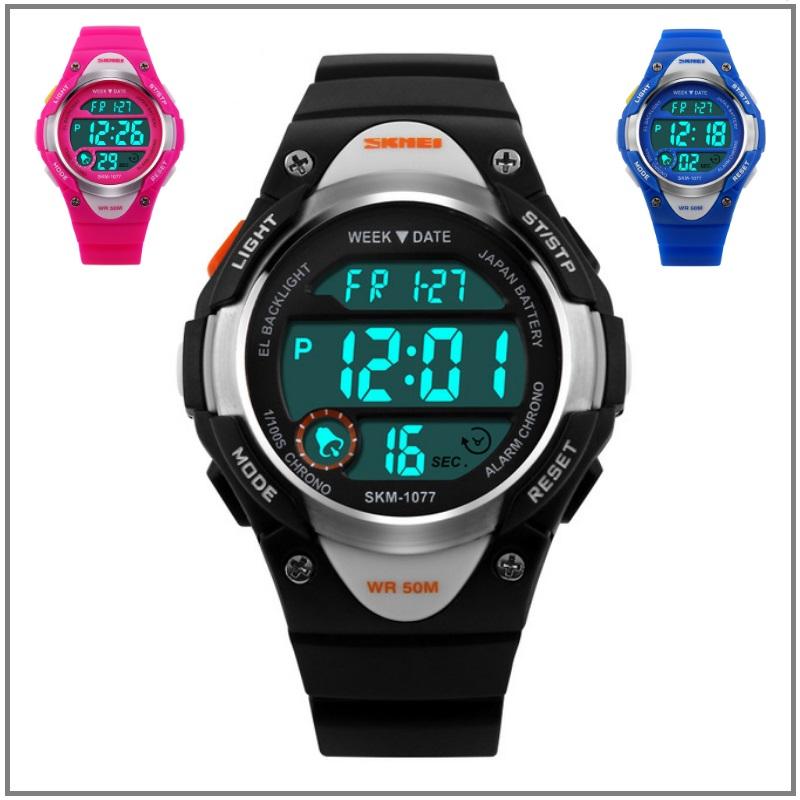 Dětské digitální hodinky / AT-00703