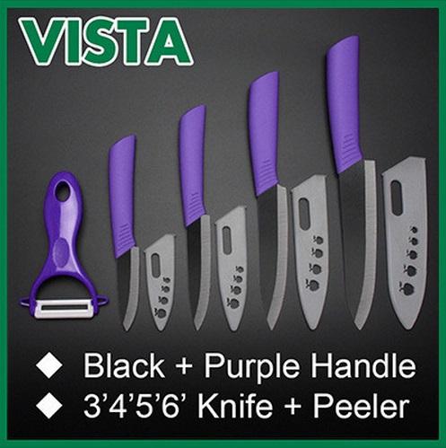 Keramické nože / 9-00001d