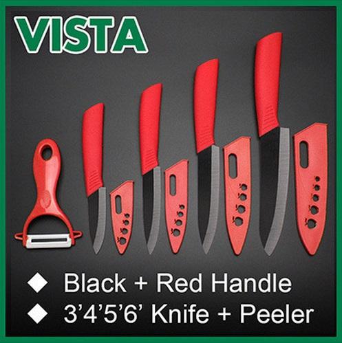 Keramické nože / 9-00001e