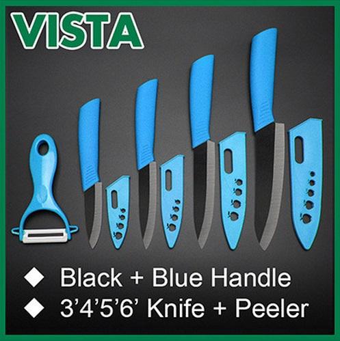 Keramické nože / 9-00001h