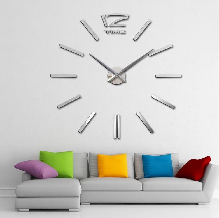 3D nástěnné hodiny / 26-00005a