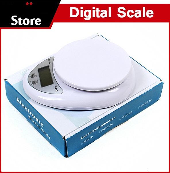 Kuchyňská váha (do 5 kg) / 28-00006