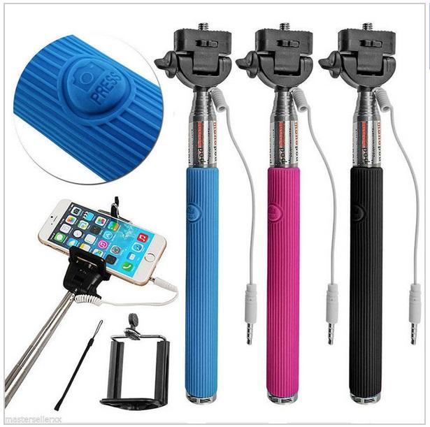 Selfie tyč (20 - 98 cm) / 32-00002a