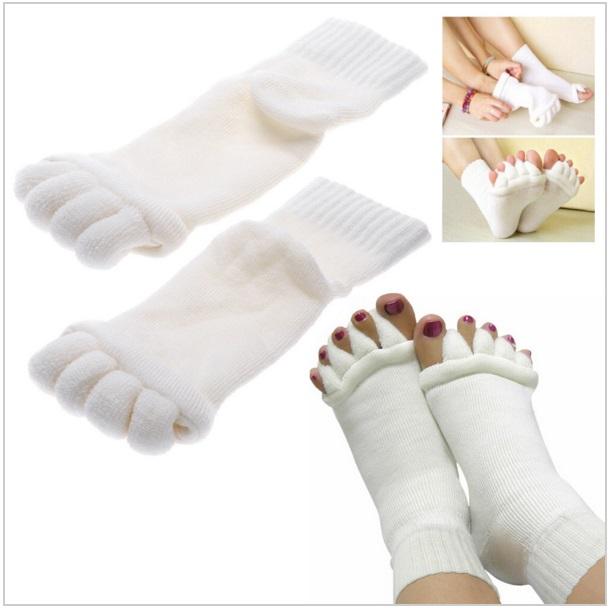 Dámské masážní ponožky / 40-00003