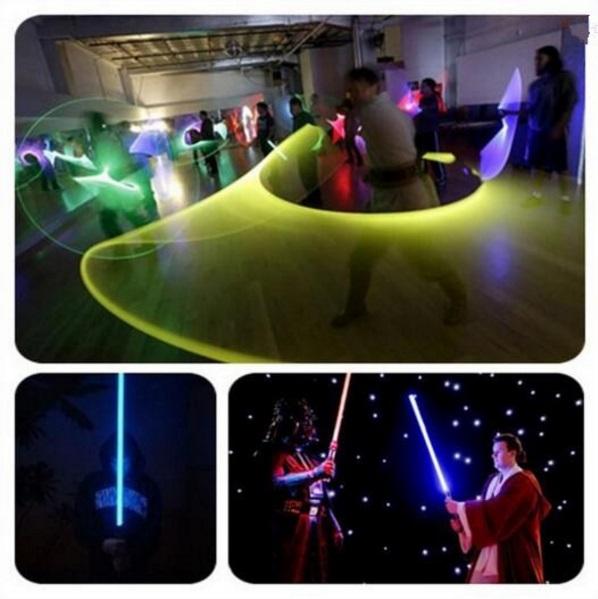 Star Wars světelný meč se zvukovými efekty / AS4-00010