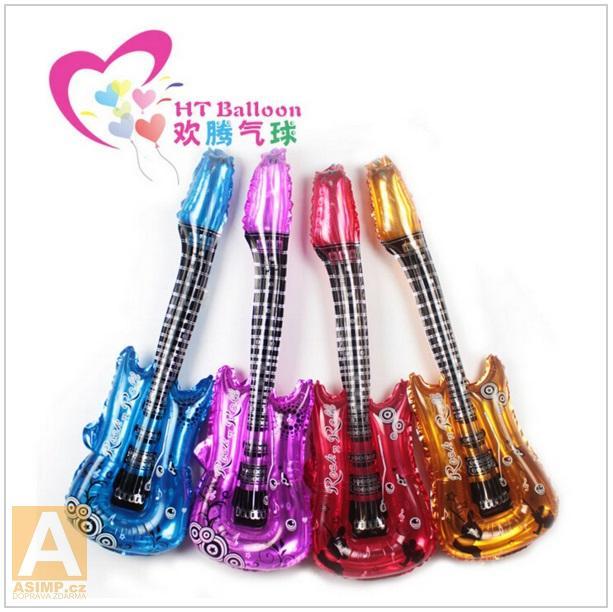Nafukovaci kytara 102 cm levně  6446a77abf