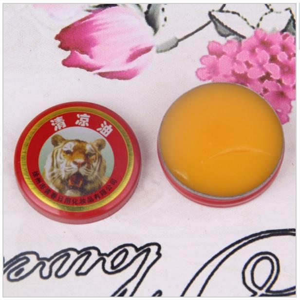 Čínská tygří mast / AS10-00007
