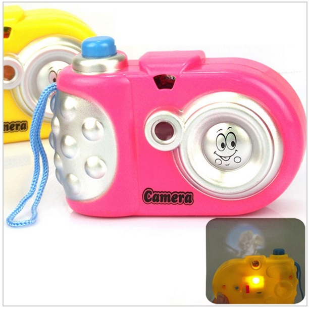 Dětský projekční fotoaparát / AS4-00047