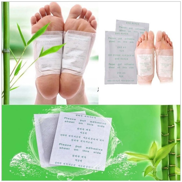KINOKI - detoxikační náplasti (10 ks) / AS10-00030