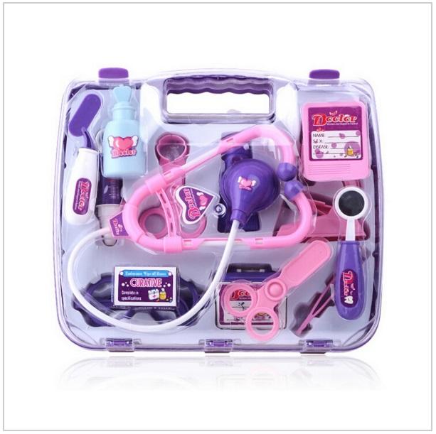 Lékařský kufr s nástroji