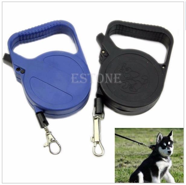 Svinovací vodítko pro psy (3 m) / nz9-00004