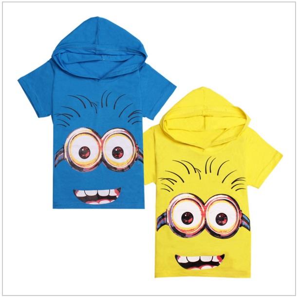 Dětské triko s kapucí - Mimoň / nz31-00011