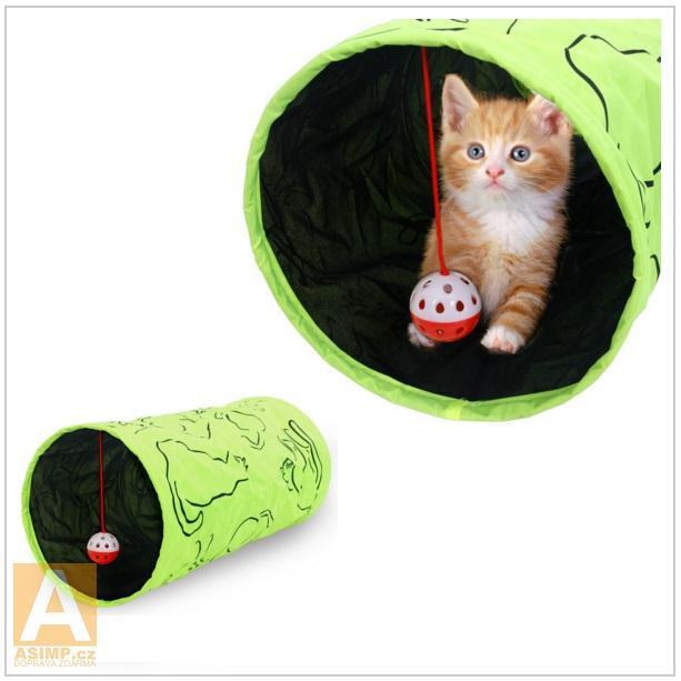 Funny tunel pro kočky / nz9-00023
