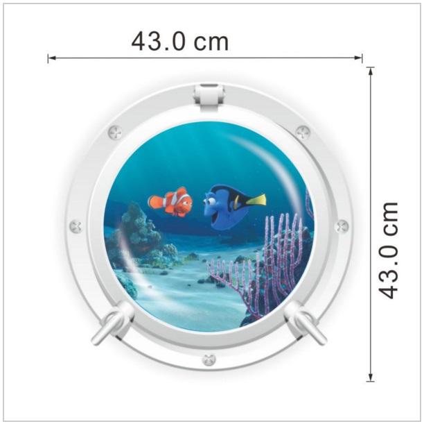Samolepící tapeta Podmořský svět II / AS1-00110