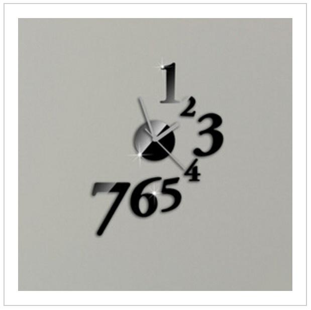 Dekorační nástěnné hodiny / d12-00002
