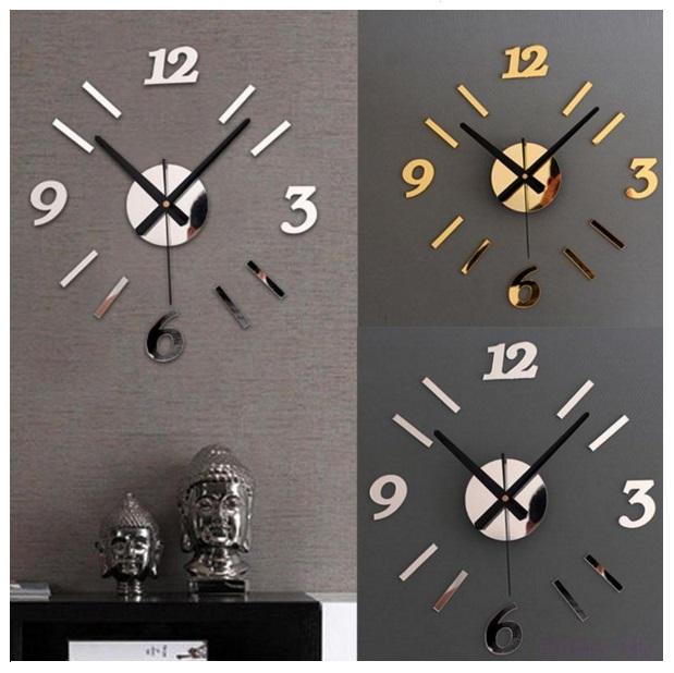 Dekorační nástěnné hodiny / d12-00003