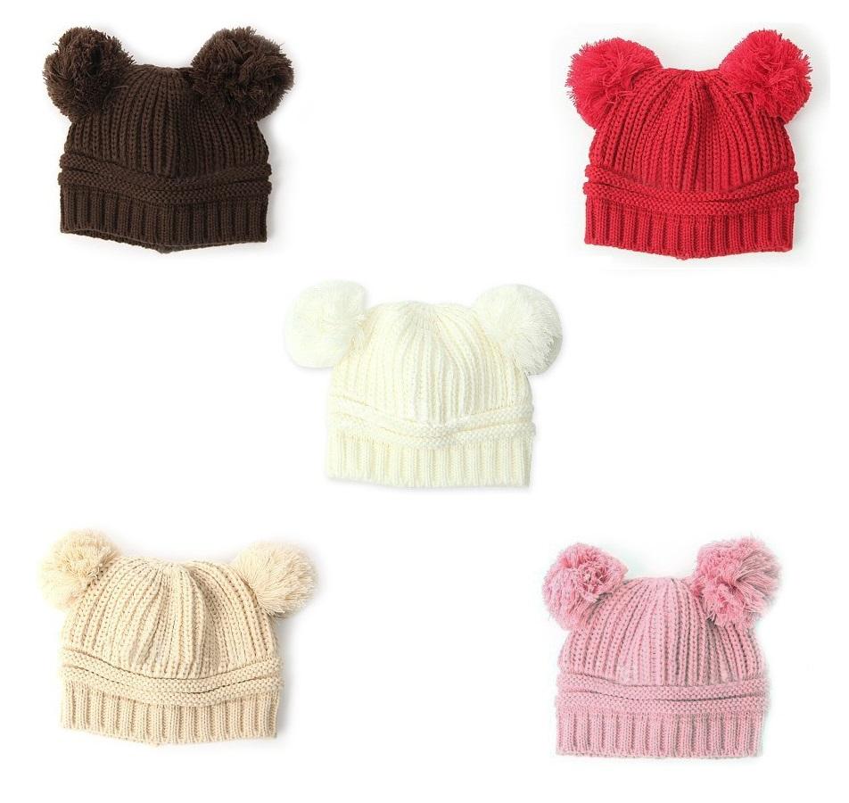 Dětská zimní čepice / d17-00001