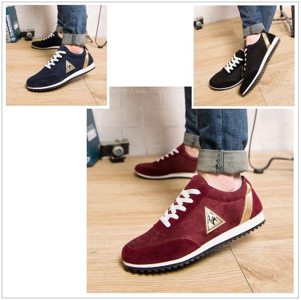 Pánská sportovní obuv / tnk-09m-00004