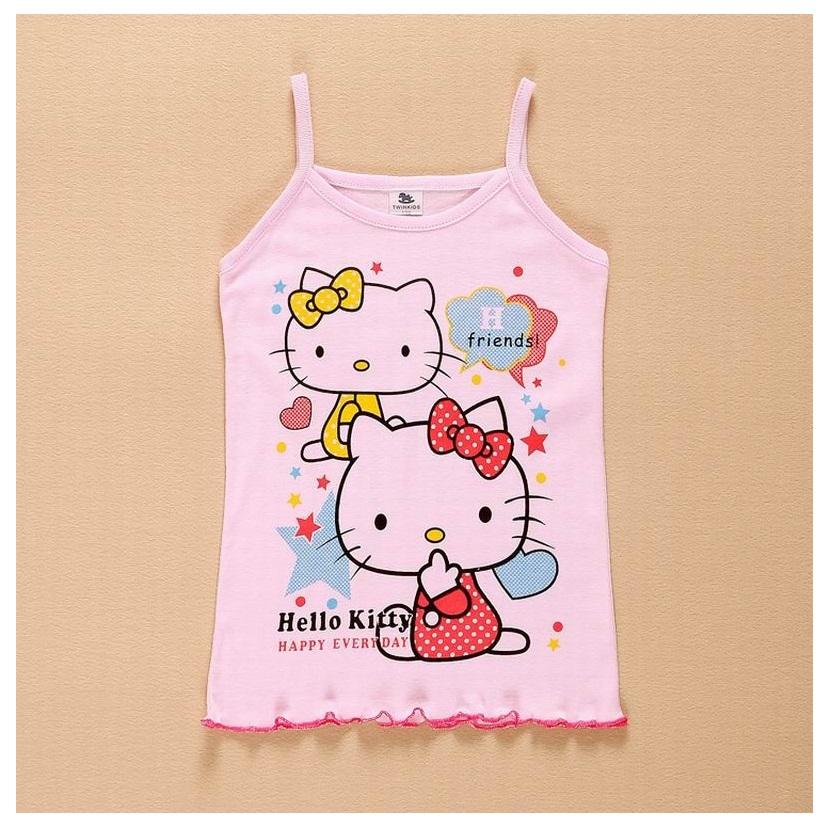 Dívčí tílko - Hello Kitty /dnk-09d-00019