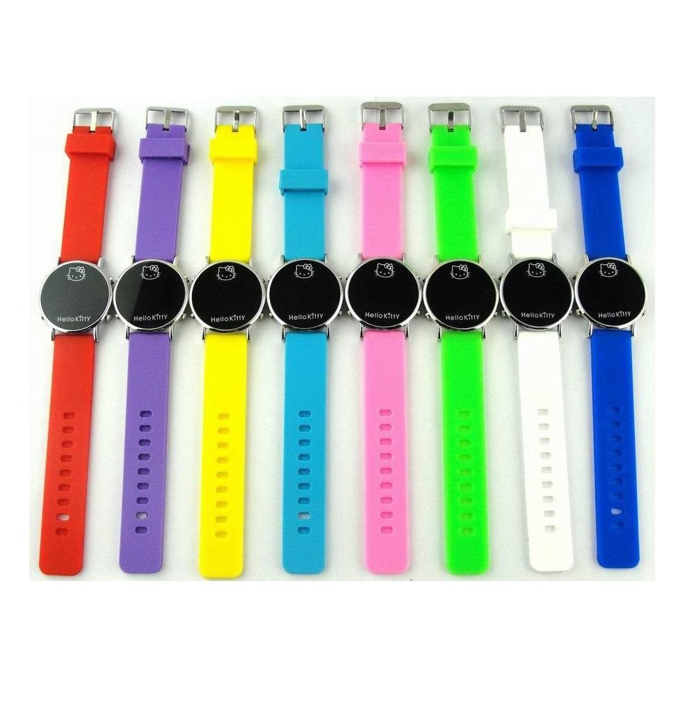 Dětské hodinky - Hello Kitty / tnk-13-00188