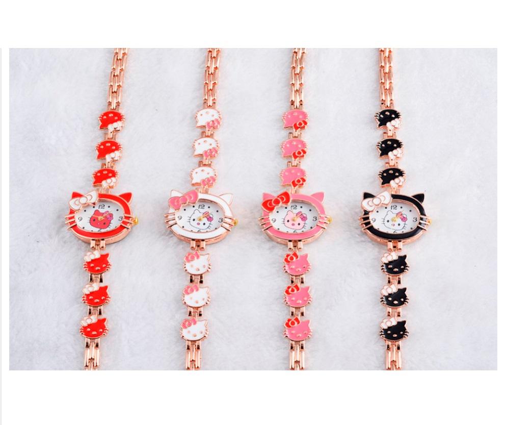 Dětské hodinky - Hello Kitty / tnk-13-00202