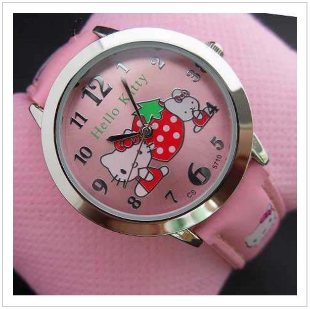 Dětské hodinky - Hello Kitty / tnk-13-01734a