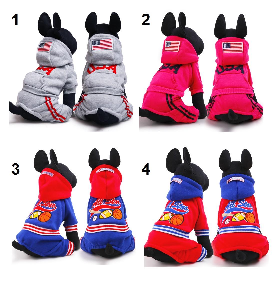 Sportovní oblečení pro psy / dnk-13-00077