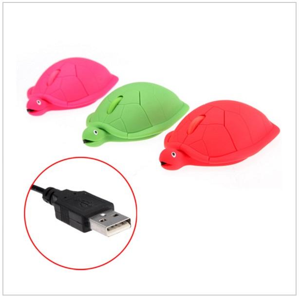 Kabelová myš - želva / tnk-13-00414