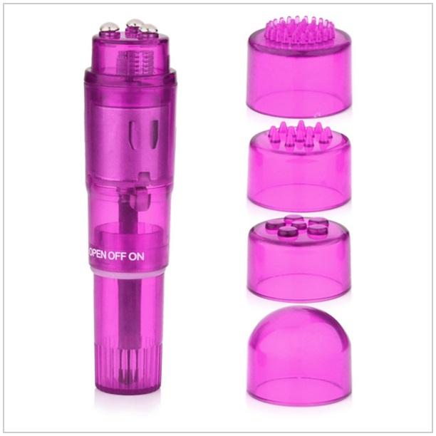 Voděodolný stimulátor klitorisu - 4 v 1 / dnk-13-00119