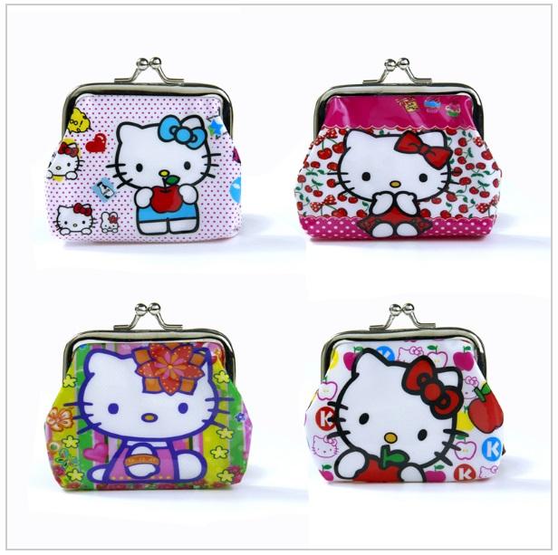 Dětská peněženka - Hello Kitty / dnk-13-00173